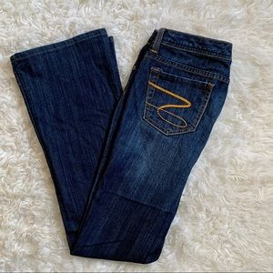Seven for all Mankind Flare Jeans Size 28